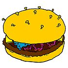 DOPED BURGER .1 by radioboy
