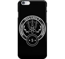District 5 - Power iPhone Case/Skin