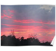January 29 2015 Post Sunset (2) Poster