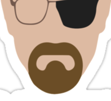 Heisenberg - SAY MY NAME Sticker