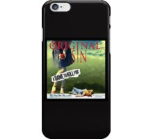 Retro Movie Spoof iPhone Case/Skin