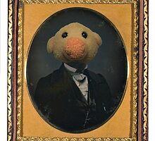 Sir Piggy Daguerre by bariebo