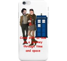 doctor boosh iPhone Case/Skin
