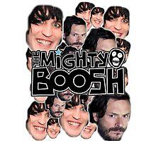 the mighty boosh Photographic Print