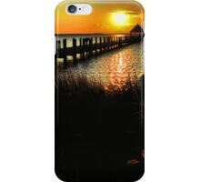 O.C. Sundown iPhone Case/Skin
