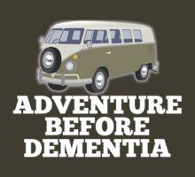 Bus Camper Van Adventure Before Dementia by Chimpocalypse