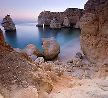 Marinha Beach, Algarve, Portugal by André Gonçalves