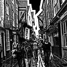 York Shambles by karenlynda