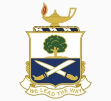 29th Infantry Regiment - We Lead The Way by VeteranGraphics
