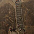 The Great Wall Of China At Badaling - 1 ©  by © Hany G. Jadaa © Prince John Photography