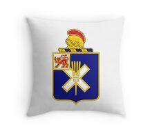 32nd Infantry Regiment Throw Pillow