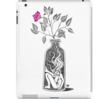 fairy in the bottle 2 iPad Case/Skin