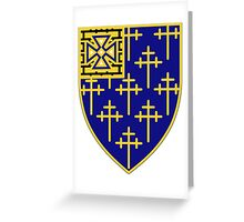 34th Infantry Regiment Greeting Card