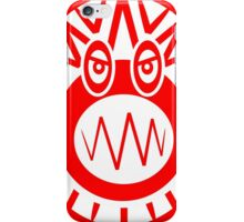 PIRANHA HED iPhone Case/Skin