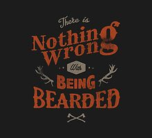 BEING BEARDED by snevi