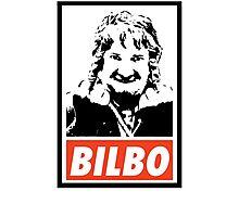 Hobbit - Bilbo Photographic Print