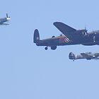 Battle Of Britain Memorial Flight by Martin  Egner