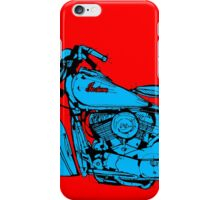 Indian Chief 1948 iPhone Case/Skin
