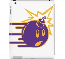 The Hundreds Purple iPad Case/Skin