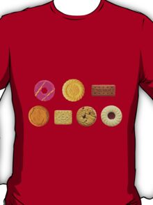 Biscuit Selection T-Shirt