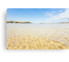 Harbour Cove near Padstow Canvas Print