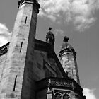 Alton Towers Castle by Graham Taylor