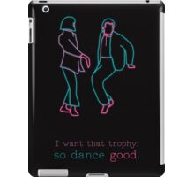 NEON FICTION iPad Case/Skin