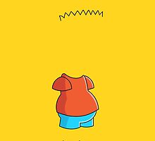 """Bart Simpson, """"Whatcha Wearing"""" by SpectreSpark"""