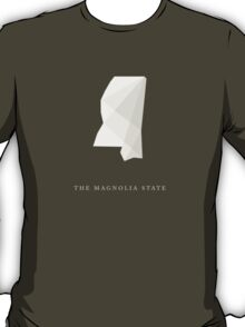 Mississippi, The Magnolia State T-Shirt