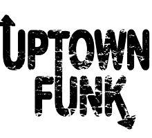 UPTOWN FUNK by JamesChetwald