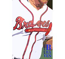 Atlanta Braves 2 Photographic Print
