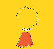 """Lisa Simpson, """"Whatcha Wearing"""" by SpectreSpark"""