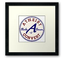 All-Star Conversion by Tai's Tees Framed Print