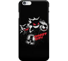 Ghost City iPhone Case/Skin