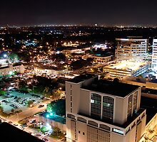 Skyline Clearwater, Florida by Paul Michelson