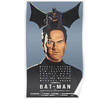 BatBirdMan Poster