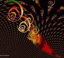 Apophysis Trace by Dean Warwick