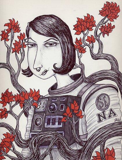 Space Cadet by Jeremy Baum
