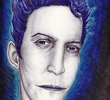 Portrait of Mark Sandman by Jeremy Baum