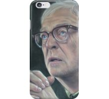 Michael Caine iPhone Case/Skin