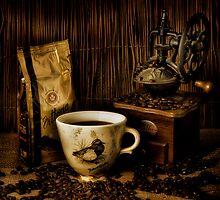 My Favourite Coffee Mug by Samantha Cole-Surjan