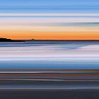 Elie Lighthouse by bluefinart