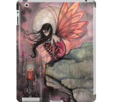 Autumn Flame Fairy Fantasy Art by Molly Harrison iPad Case/Skin