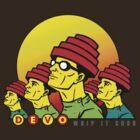Devo - Whip It Good by Steve Dunkley