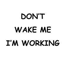 dont wake b by husnik77