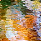 Water Abstract Art by Christina Rollo