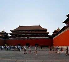 forbidden city by Anthony Mancuso