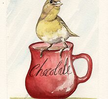Hot Chocolate! by Tracey-Anne Pryke