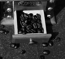 Who spilled the coffee beans? by Christine King