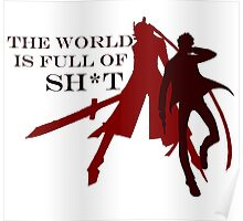 The World is Full of Sh*t Poster